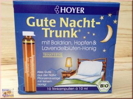 Gute Nacht-Trunk (10 Ampullen x 10ml)