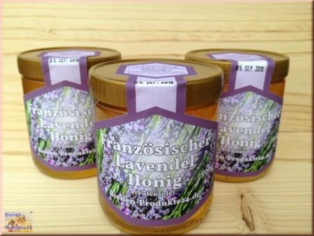 Lavendelhonig aus der Provence, 500g