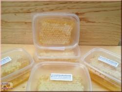 Miel de lavande en nid d'abeilles (120g)