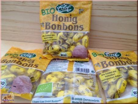 Organiczny miód cukierków (75g)