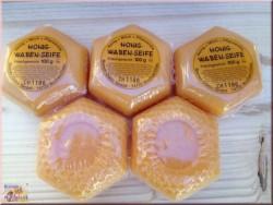 Mydło z miodem pszczelim (100g)