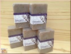 Honig-Lavendelblüten-Seife (100g)