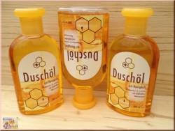 Масло для душа с медовым ароматом