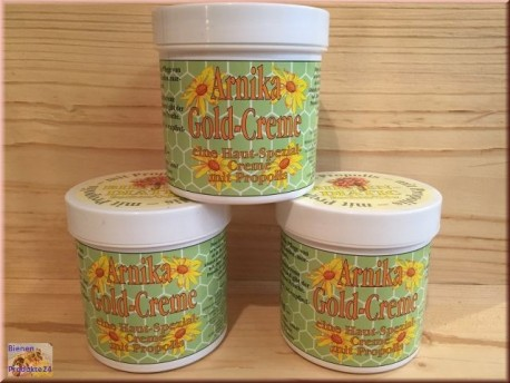 Arnica Cream with Propolis Gold