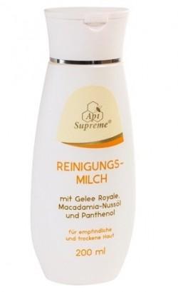 ApiSupreme Reinigungsmilch mit Gelee-Royale 200 ml.