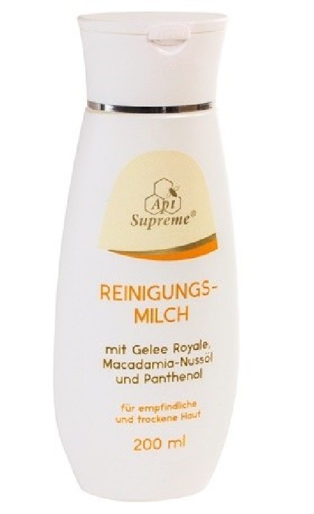 ApiSupreme Cleansing Milk with Royal Jelly