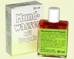 Mundwasser mit Propolis (50 ml)