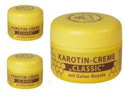 Karotin Creme Classic mit Gelee Royale