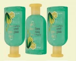Honig-AloeVera Duschgel und Pflegebad
