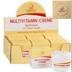 ApiSupreme мультивитаминный ночной крем с маточным молочком