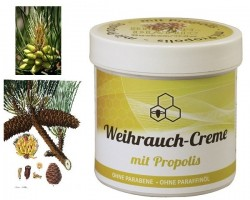 Incense cream with propolis (250ml)