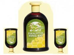 Bain d'eucalyptus au miel (500ml)