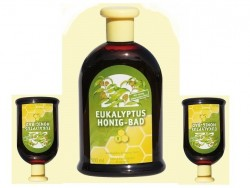 Eukalyptus Honigbad