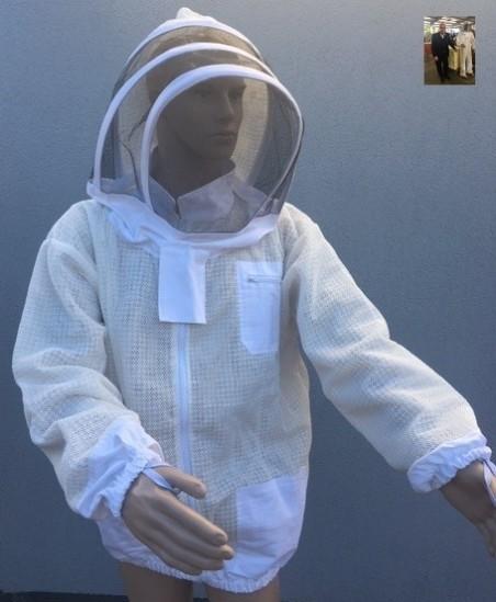 Veste de protection apiculteur