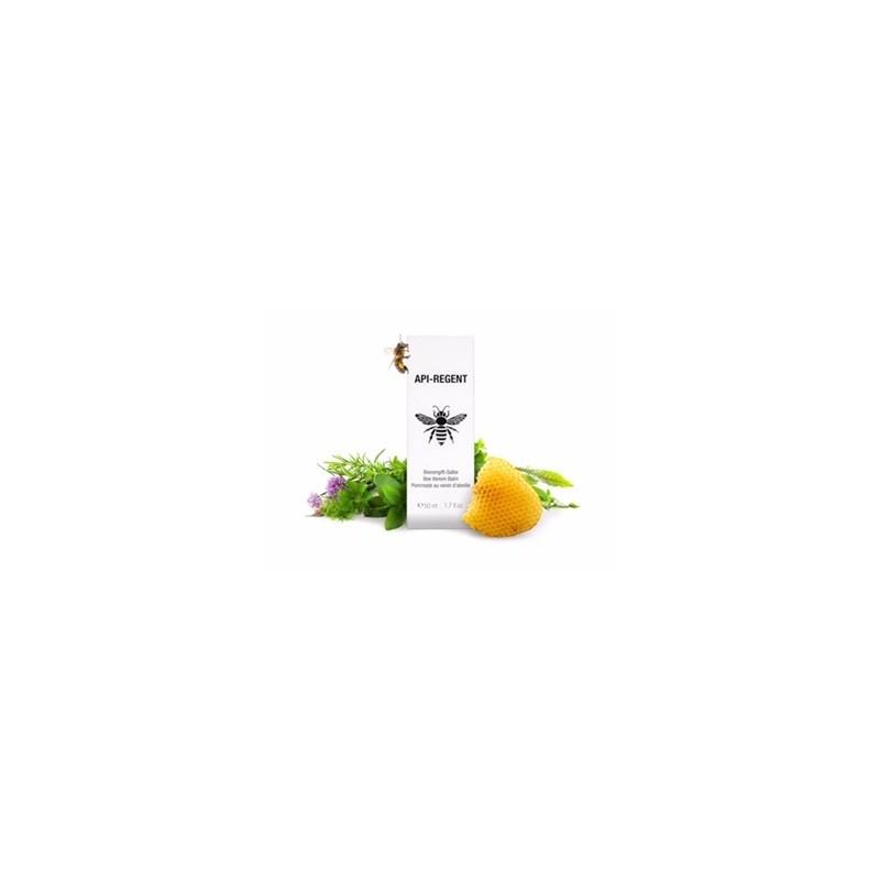 Maść - Balsam na zioła i olejki eteryczne z prawdziwym jadem pszczoły