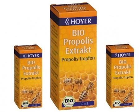 Organiczny ekstrakt z propolisu 30 ml