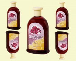 Rosemary honey bath 500 ml
