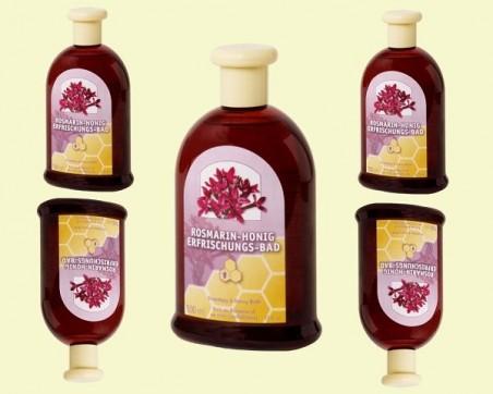 Rosmarin-Honig Erfrischungsbad