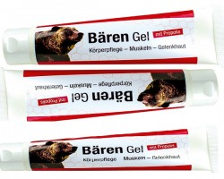 Bearish gel with propolis.