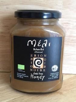 Мёд дубовый из Греции (500гр.)