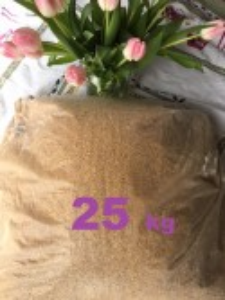 Flower pollen granules (25kg.Foil bag)
