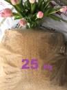 حبوب لقاح الزهور (25 كيلوغرام)حقيبة ورق القصدير)
