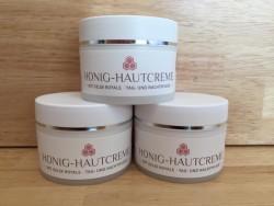 Honig Hautcreme mit Gelee Royale (50ml)