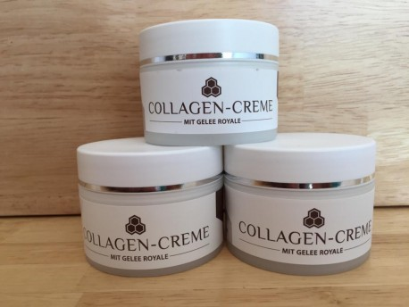 Collagen-Creme mit Gelee Royale 50ml