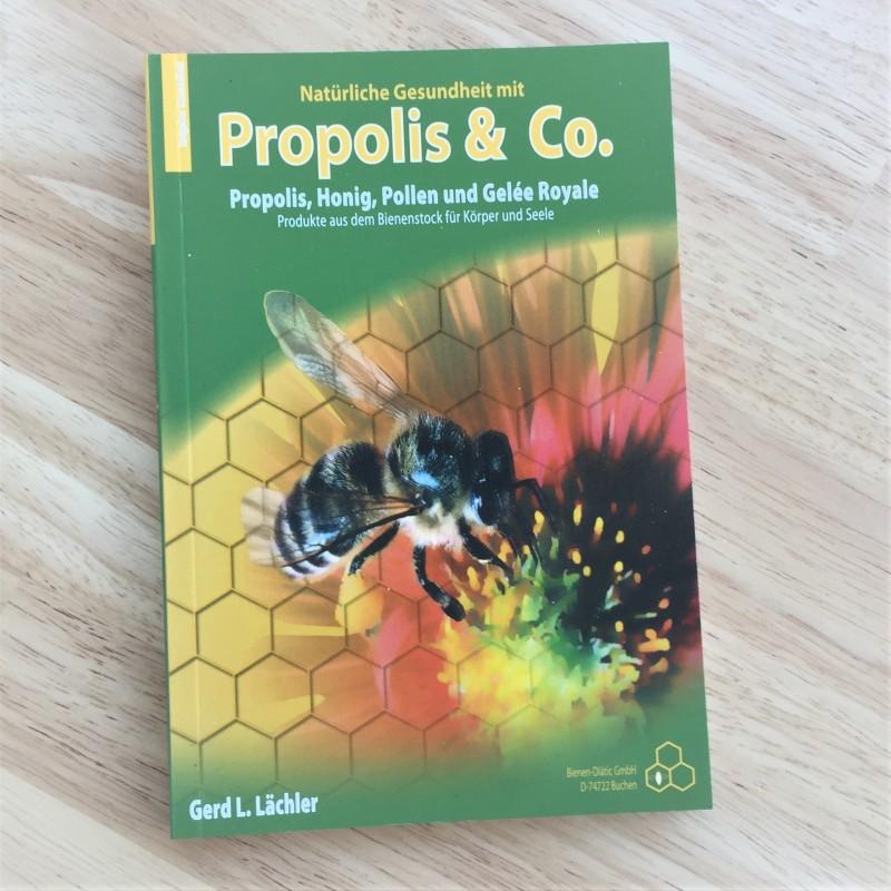 Santé naturelle avec propolis et autres produits de la ruche