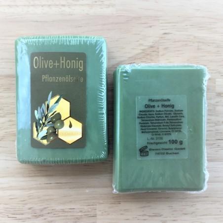 Honey-olive soap 100g.