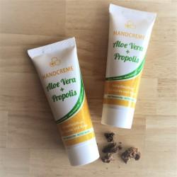 Hand Cream AloeVera and Propolis 75ml