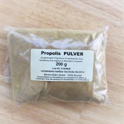 Propolis-Pulver 200g