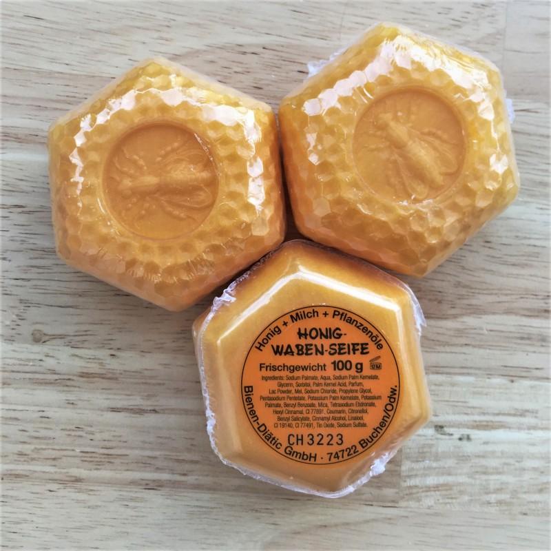 الصابون مع العسل (100G)