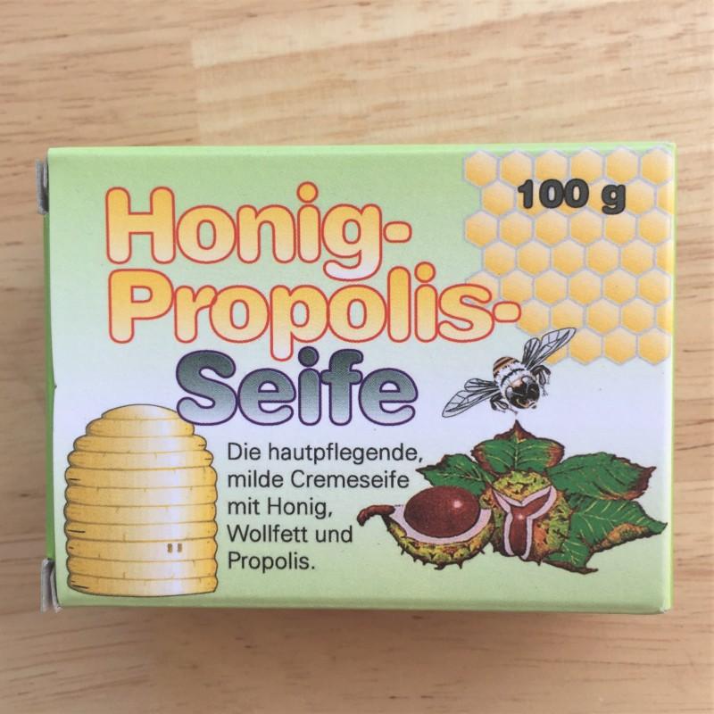 Savon à la Propolis au miel (100g)