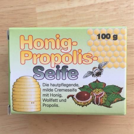Honig-Propolis Seife