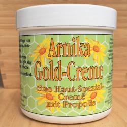 Arnika-Gold-Creme mit Propolis (250ml)