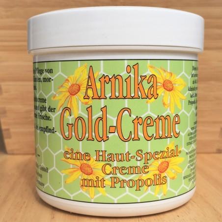 Arnica Crème dorée à la propolis (250ml)
