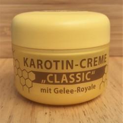 """Crème carotène """"classique"""" à la gelée royale."""