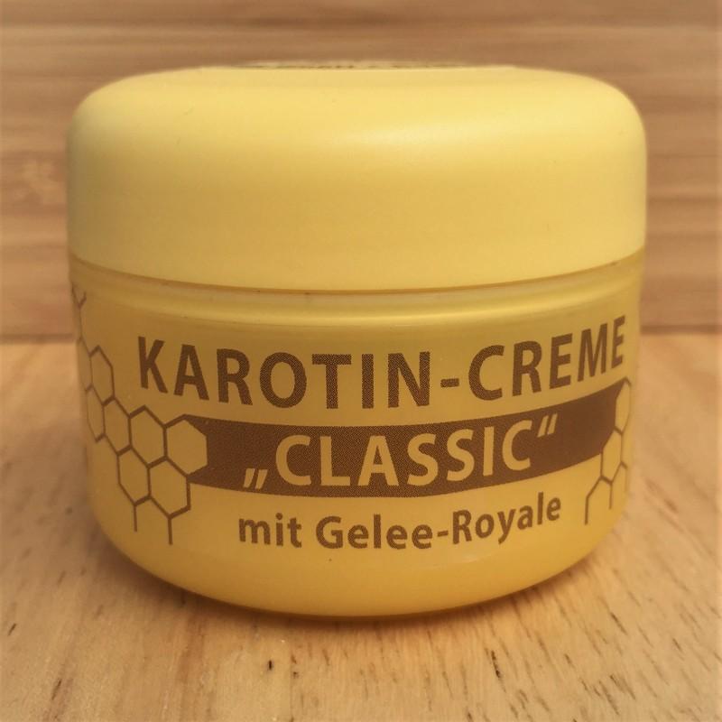 Carotin Creme Classic with royal jelly