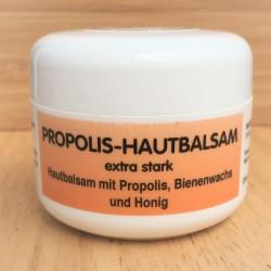 Propolis balm extra strong. (50 ml)