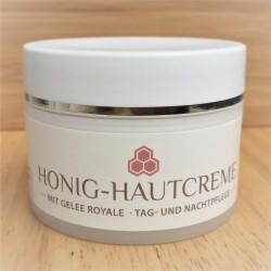 Krem do skóry miodowej z mleczkiem królewskim (50 ml)