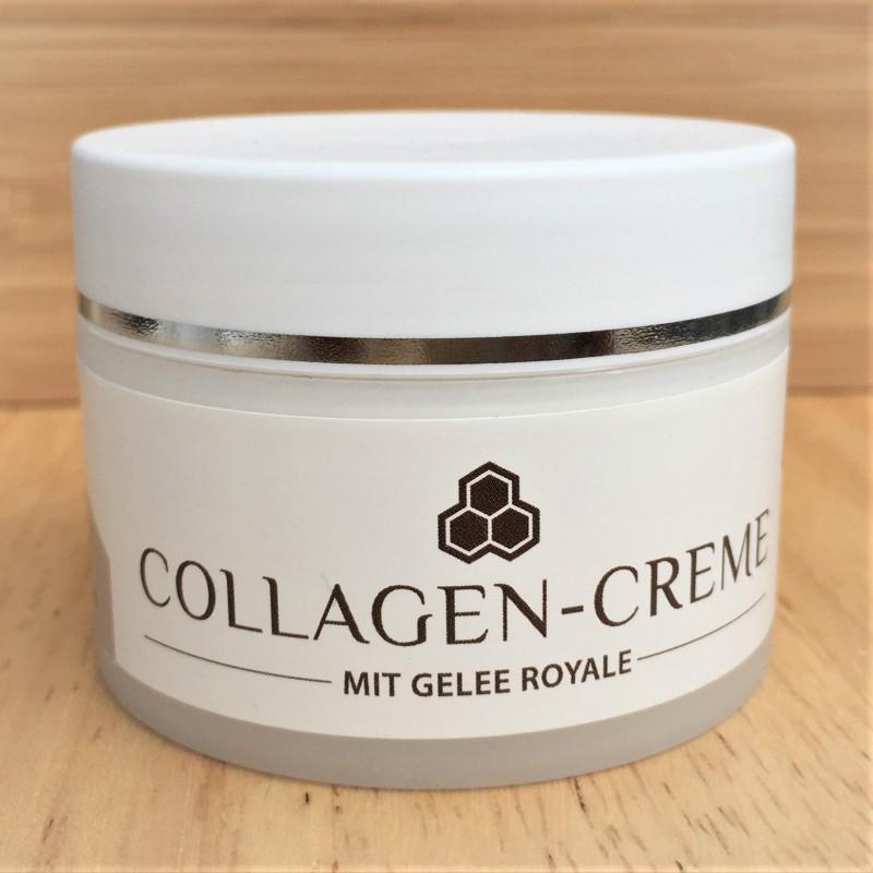 Crème collagène à la gelée royale 50ml
