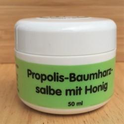 Maść z żywicy drzewa propolisowego 50 ml