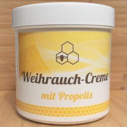Crème d'encens à la propolis