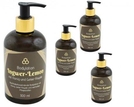 Ingwer- Lemon Bodylotion (300ml)