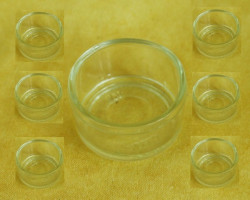 Tealight Glass Container