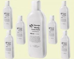 Savon au miel dans L'emballage de post-remplissage (savon liquide)