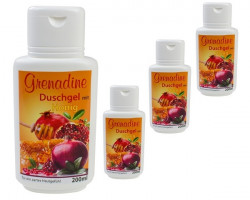 Honig Duschgel Grenadine (200ml).