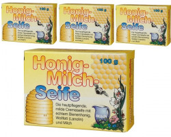 Honey Milk Soap (100 G)