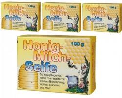 Honigmilchseife (100 gr.)